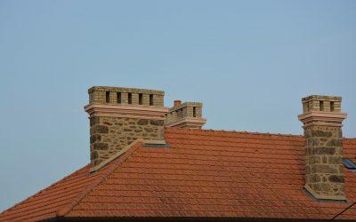 střecha z tašek